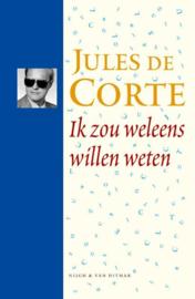 Ik Zou Weleens Willen Weten , Jules de Corte Serie: Pluche