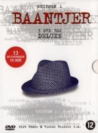Baantjer - Seizoen 1 (3DVD) , Piet Römer