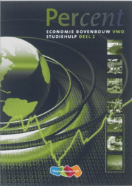 Percent / 2 VWO / deel Studiehulp economie bovenbouw vwo , Easy Writer