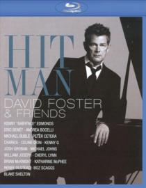Hit Man - David & Friends Foster (Blu-ray) (Blu-ray is niet afspeelbaar in normale DVD-spelers!),  David & Friends Foster