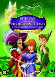Peter Pan - Terug naar Nooitgedachtland Stemmen orig. versie: Blayne Weaver