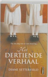 Het dertiende verhaal Op Een Dag Was Er Een Tweeling , Diane Setterfield
