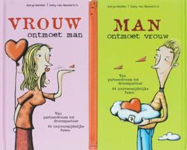 Vrouw ontmoet man / man ontmoet vrouw Van Partnerdroom Tot Droompartner , K. Reider