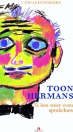 k ben weer even sprakeloos (luisterboek) NLBB ,  Toon Hermans