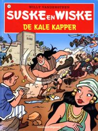 Suske En Wiske 122 De Kale Kapper Suske & Wiske , Willy Vandersteen Serie: Suske en Wiske