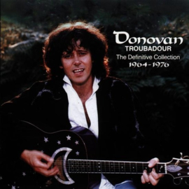 Troubadour - The Definitive Collection ,  Donovan