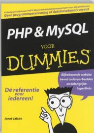Voor Dummies - PHP en MySQL voor Dummies , Janet Valade Serie: Voor Dummies