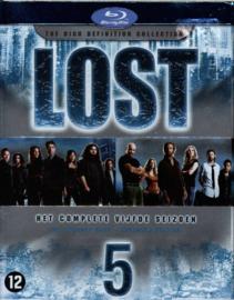 Lost - Seizoen 5 (Blu-ray) (Blu-ray is niet afspeelbaar in normale DVD-spelers!) , Jorge Garcia