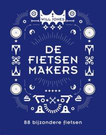 De Fietsenmakers. 88 creatieve ontwerpen 88 creatieve ontwerpers , Will Jones