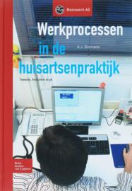 Basiswerk AG - Werkprocessen in de huisartsenpraktijk , A.J. Dolmans