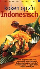 Koken Op Z'N Indonesisch , Joyce Huisman