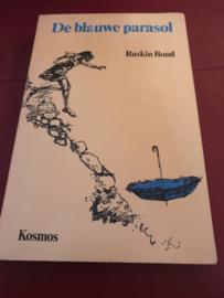 Blauwe parasol, Ruskin Bond