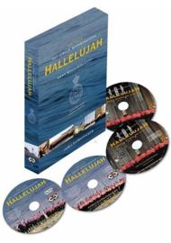 Urker Mannenkoor Hallelujah - 100 Jaar (2Dvd+2Cd) , Urker Mannenkoor Halleluja