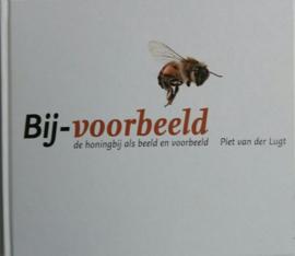 Bij-voorbeeld De honingbij als beeld en voorbeeld , Piet van der Lugt