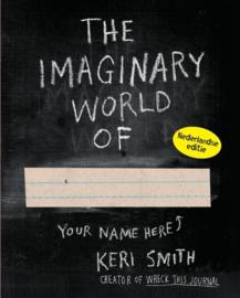 De fantasiewereld van schrijf je naam hier , Keri Smith
