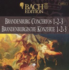 Bach: Brandenburg Concertos 1-2-3