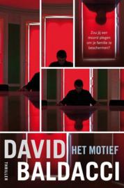 Amos Decker 3 - Het motief een Amos Decker-thriller , David Baldacci  Serie: Amos Decker