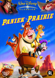 PANIEK OP DE PRAIRIE DVD NL Disney Classics no. 48 Stemmen orig. versie: Jennifer Tilly  Serie: Walt Disney Classics Collection