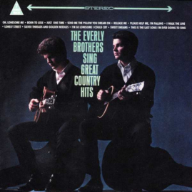 Sing Great Country Hits Uitgever: Connoisseur, Everly Brothers