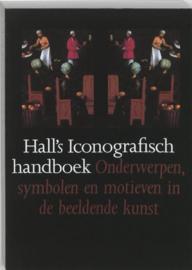 Hall's iconografisch handboek onderwerpen, symbolen en motieven in de beeldende kunst , James Hall