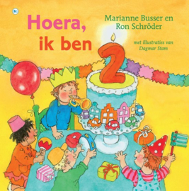 Hoera, ik ben 2! , Marianne Busser