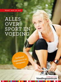 Weet wat je eet - Alles over sport en voeding inclusief dagmenu's en recepten Uitgever: Stichting Voedingscentrum Nederland Uitg