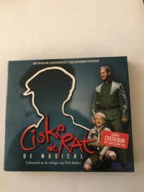 Ciske de Rat, de musical CD + Bonus DVD