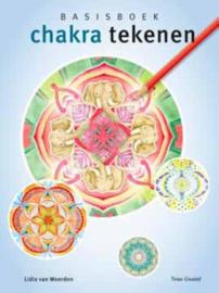 Basisboek chakra tekenen , Lidia van Woerden