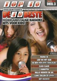 40 Beste Karaoke Hits - Deel 3 , Various