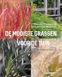 De mooiste grassen voor de tuin , Tinneke Provoost