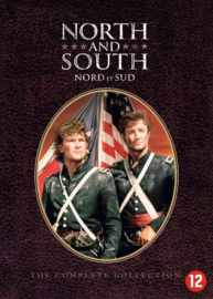 North & South - De Complete Serie: Boek 1 t/m 3 Over de aanloop van de Amerikaanse Burgeroorlog,  Jean Simmons North & South