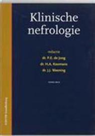 Klinische nefrologie ,  P.C. de Jong