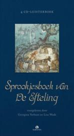 Sprookjesboek van de Efteling 4 cd-luisterboek - voorgelezen door: Lisa Wade & Georgina Verbaan , de Efteling B.V.