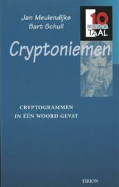 10 Voor Taal Cryptoniemen cryptogrammen in een woord gevat , J. Meulendijks