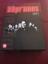 Sopranos Series 2 Box 2 Episodes 7 - 13 , Warner Home Video