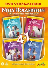 Niels Holgersson - Deel 13 t/m 16 Stemmen orig. versie: Ger Smit