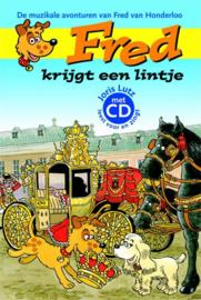 Fred Krijgt Een Lintje + Cd , Joris Lutz