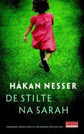 De stilte na Sarah spannende roman rond de ontvoering van een kind ,  Hakan Nesser