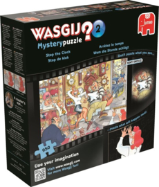 Wasgij Mystery 2: Stop de Klok! 950 stukjes ,  Jumbo