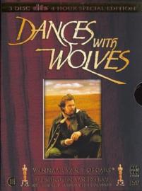 Dances With Wolves (3DVD) , Kevin Costner