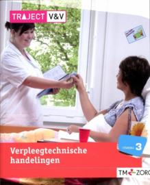 Verpleegtechnisch handelingen niveau 3 basisboek Let op! Er is een nieuwe editie beschikbaar ,  C.A. Abrahamse
