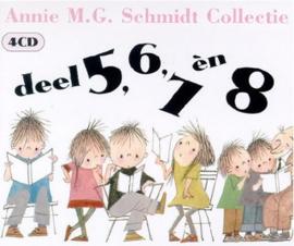 Annie M.G. Schmidt  Collectie 5 - 8 , Annie M.G. Schmidt