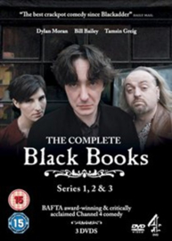 Black Books - Season 1-3