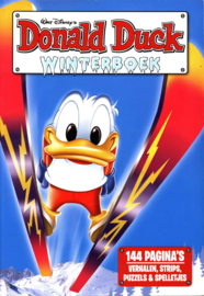 Donald Duck winterboek 2015-2016 Donald Duck Winterboek , Disney