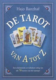 De Tarot Van A Tot Z een schematische en trefzekere uitleg van alle 78 kaarten van het tarotspel ,  H. Banzhaf