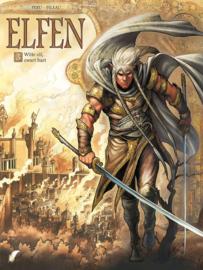 Elfen 03. witte elf, zwart hart 3/10 , Bileau, Stéphane Serie: Elfen