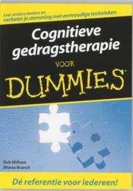 Voor Dummies - Cognitieve gedragstherapie voor Dummies ,  Rob Willson