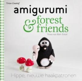 Amigurumi en forest friends , Tessa van Riet-Ernst