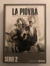 La Piovra - Serie 2 , Paul Guers