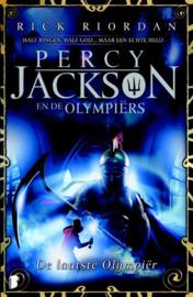 Percy Jackson en de Olympiërs 5 - De laatste Olympier , Rick Riordan  Serie: Percy Jackson en de Olympiërs